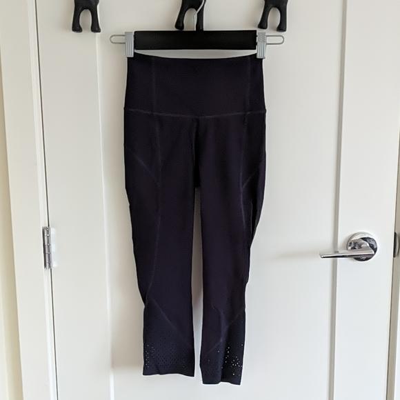 Lululemon luxtreme 7/8 pants